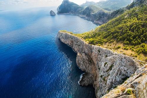 balearic coast